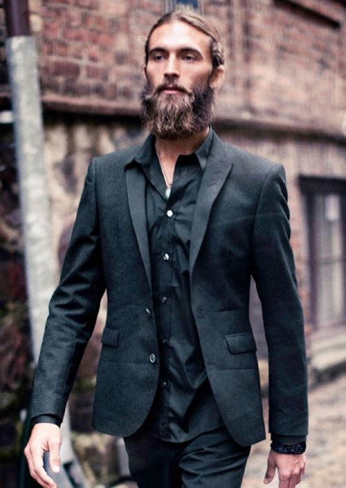 Accessorizing as a Beardsman