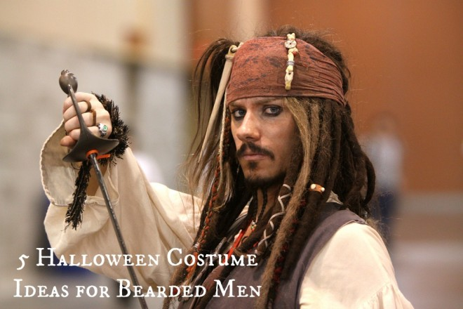5 Halloween Costume Ideas for the Bearded Man